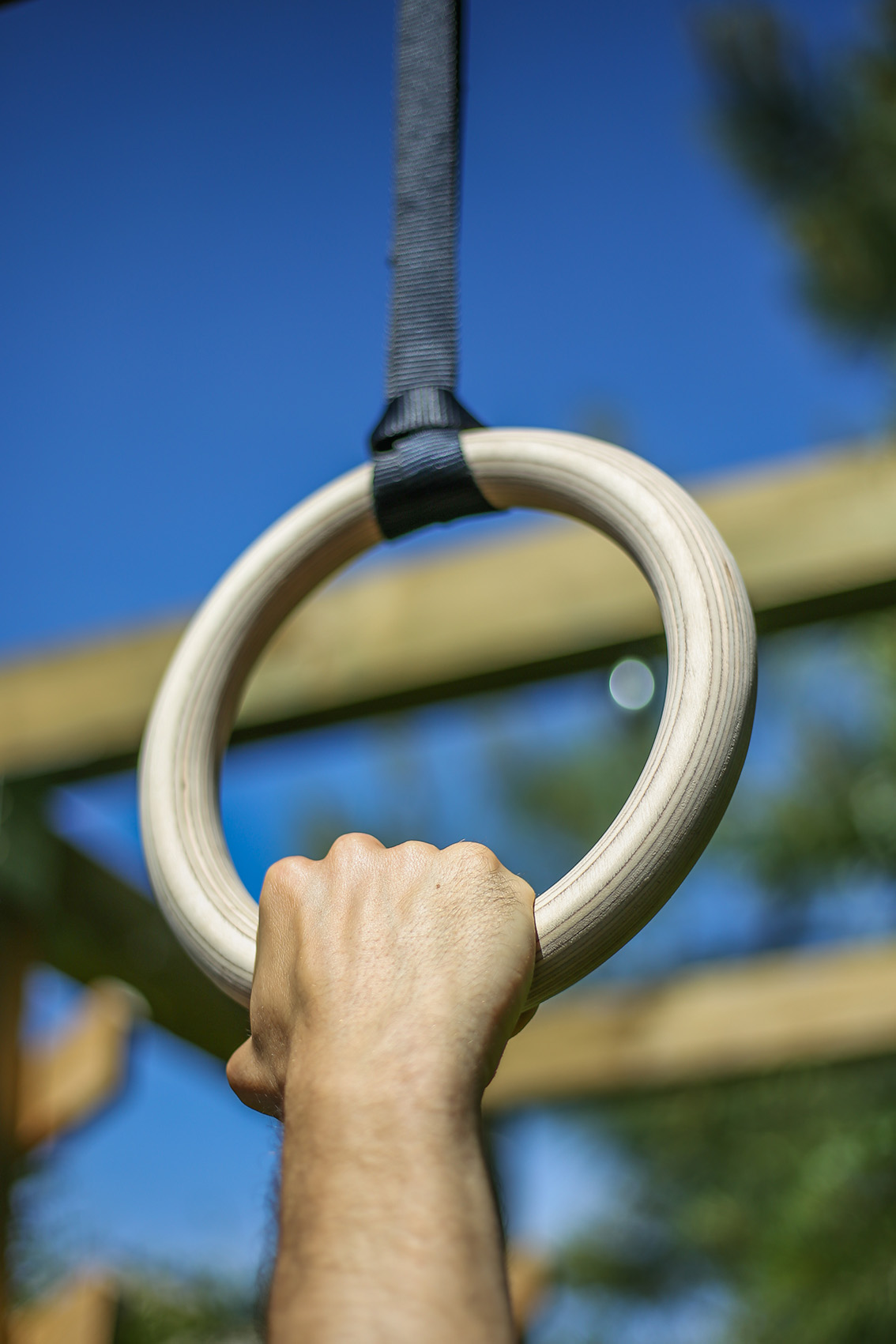 TOROZ.PL Ring drewniany